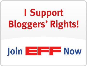 Support Bloggers' Rights!