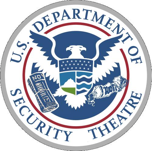 U.S. Department of Security Theatre logo
