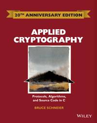 Praise for Applied Cryptography