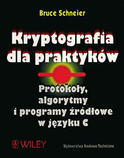 Cover of the Polish edition of Applied Cryptography