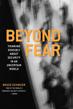 Cover of Beyond Fear