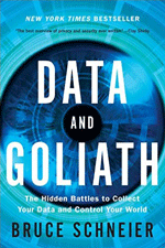 Cover of Data and Goliath