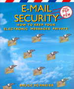 Cover of E-Mail Security