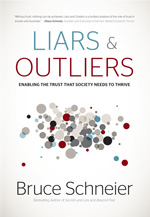 Cover of Liars and Outliers