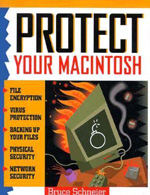 Cover of Protect Your Macintosh
