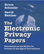 Cover of The Electronic Privacy Papers