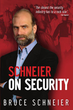 Cover of Schneier on Security